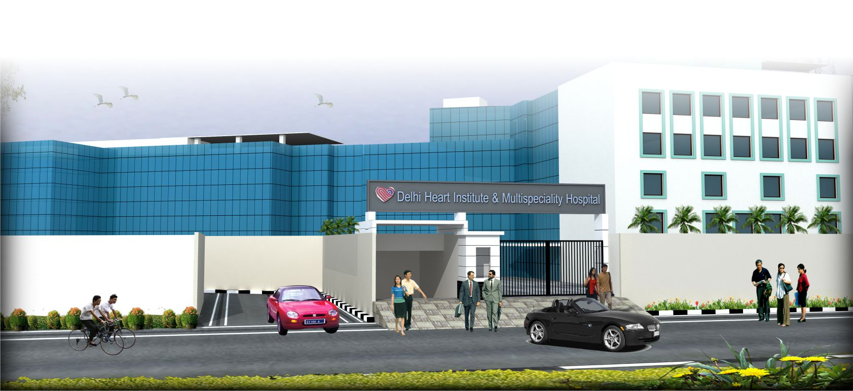 Delhi heart hospital bathinda